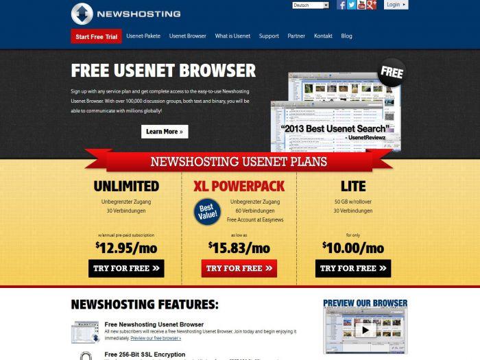 Beste Usenet Anbieter 2019 im Provider Vergleich